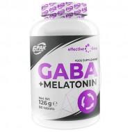 GABA Melatonin 90tabs - 6PAK