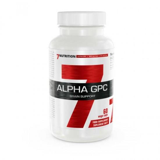 Alpha GPC 60 caps - 7Nutrition