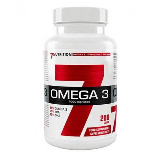 Omega-3 65% 1000mg 200 caps - 7Nutrition