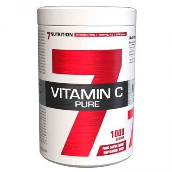 Vitamin C Pure 1000g - 7Nutrition