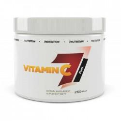 Vitamin C 250g - 7Nutrition