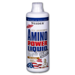 Amino Power Liquid Weider Global 1000 ml / Αμινοξέα