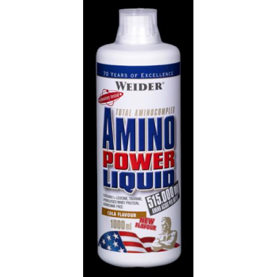 Amino Power Liquid Weider Global 1000 ml / Αμινοξέα