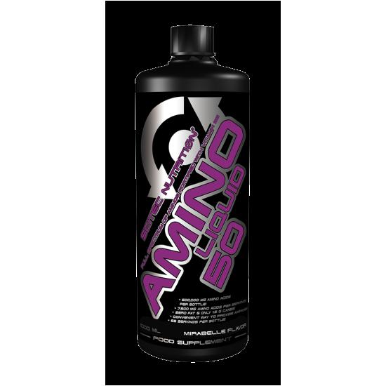 Amino Liquid 50 Scitec 1000 ml / Αμινοξέα
