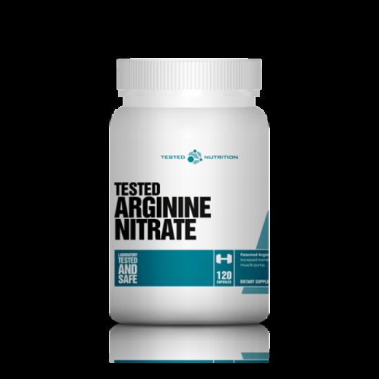 Arginine Nitrate Tested Nutrition 120 κάψουλες / Αμινοξέα