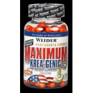 Maximum Kreagenic Weider Global 120 Caps / Κρεατίνη