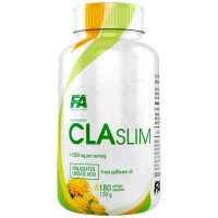CLA Slim 180 caps - Fitness Authority