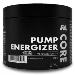 Core Pump Energizer 216γρ - FA Fitness Authority / Βήτα Αλανίνη Αργινίνη Ορνιθίνη