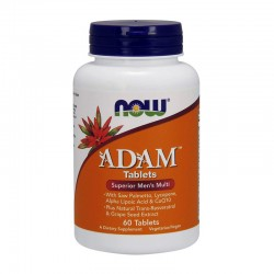 Adam Multi Vitamin for Men 60 ταμπλέτες - Now / Πολυβιταμίνη