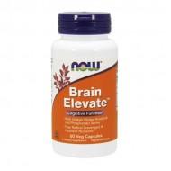 Brain Elevate™ 60 Vcaps - Now / Εγκέφαλος - Μνήμη - Συγκέντρωση