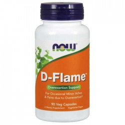 D-Flame 90 vcaps - Now Foods