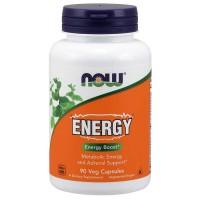 Energy 90 φυτοκάψουλες - Now / Ενεργεια - Τόνωση