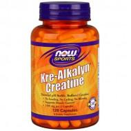 Kre-Alkalyn Creatine - 120 caps - Now / Κρεατίνη