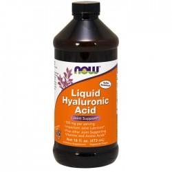 Liquid Hyaluronic Acid - 473 ml. NOW Foods / Υγρό Υαλουρονικό Οξύ
