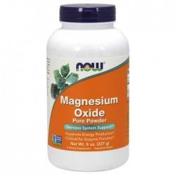 Magnesium Oxide Pure Powder 227γρ - Now / Μαγνήσιο Μέταλλα