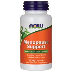 Menopause Support 90 φυτοκάψουλες - Now / Ειδικά Προϊόντα - Εμμηνόπαυση
