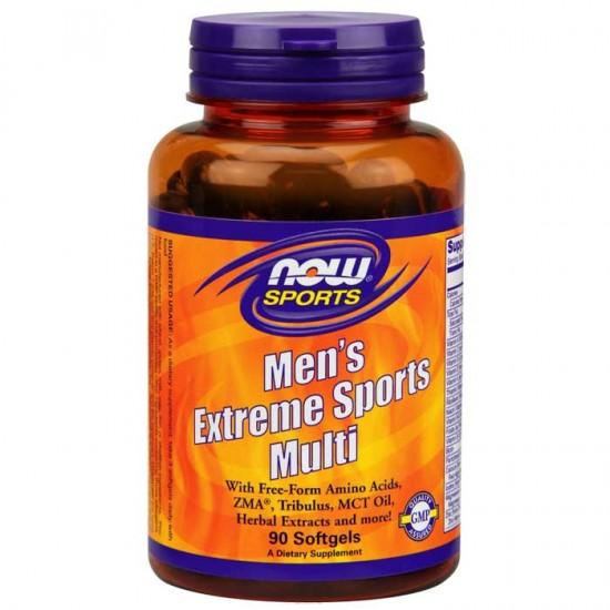 Men's Extreme Sports Multi - 90 softgels - Now / Αμινοξέα - ΖΜΑ - Tribulus