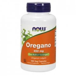 Oregano 450 mg  100 vcaps - Now Foods /  Αντιοξειδωτικό