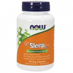 Sleep 90 vcaps - Now Foods