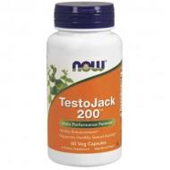 Testojack 200, 60 Φυτοκάψουλες - Now / Ανδρική Σεξουαλική Υγεία