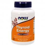 Thyroid Energy - 90 vcaps - Now / Θυρεοειδής αδένας