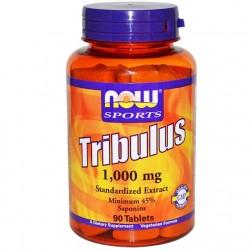 Tribulus Extract 1000mg 90 ταμπλέτες - Now / Σεξουαλική Υγεία