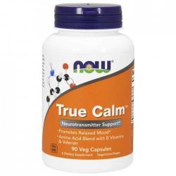 True Calm - 90 vcaps - Now / Νευρικό Σύστημα