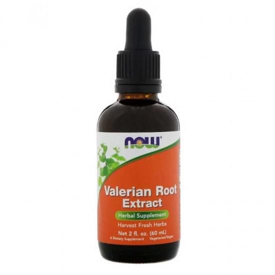 Valerian Root Extract 60ml - Now Foods