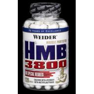 HMB 3800 Weider Global 120 κάψουλες