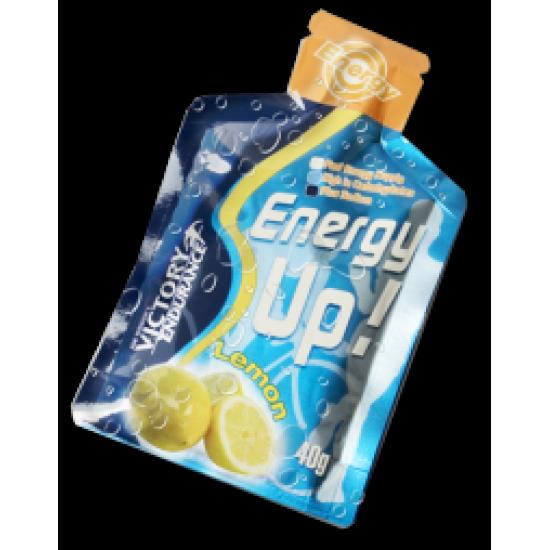 Energy Up Gel Weider Victory Endurance 1 τζελ, 40γρ / Υδαράνθρακες - Ενεργειακά