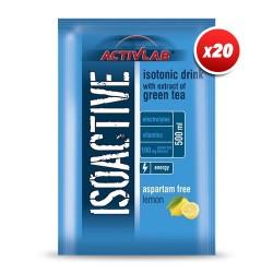Isoactive sachet 31,5 gr x 20 Τεμάχια - Activlab / Ηλεκτρολύτης