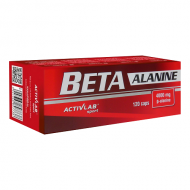 Beta Alanine 120 κάψουλες - Activlab / Βήτα Αλανίνη