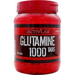 Glutamine 1000 240 ταμπλέτες - Activlab / Γλουταμίνη