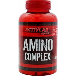Amino Complex 120 ταμπλέτες - Activlab / Αμινοξέα Χάπια