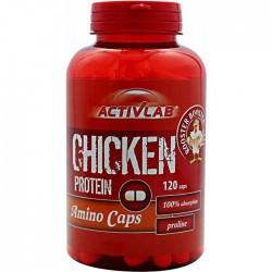 Chicken Protein 120 amino κάψουλες - Activlab /Αμινοξέα Χάπια
