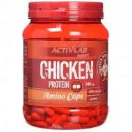 Chicken Protein 240 amino κάψουλες - Activlab / Αμινοξέα