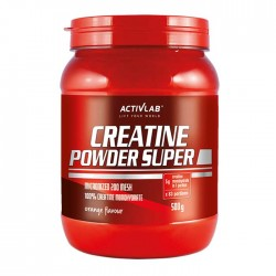 Creatine Powder Super [Pure] 500 g - Activlab