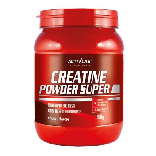 Creatine Powder Super [Pure] 500 g - Activlab