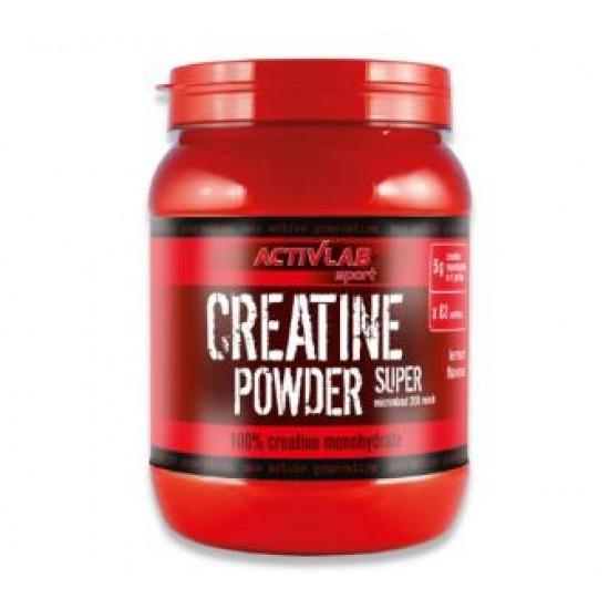 Creatine Monohydrate Powder 500γρ - Activlab / Κρεατίνη