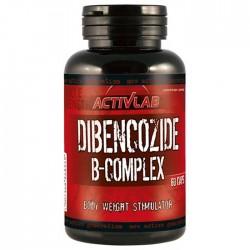Dibencozide B-Complex 60 κάψουλες - Activlab / Μυική Ανάπτυξη