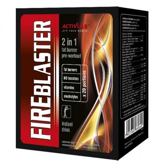 Fireblaster 20x12g - Activlab