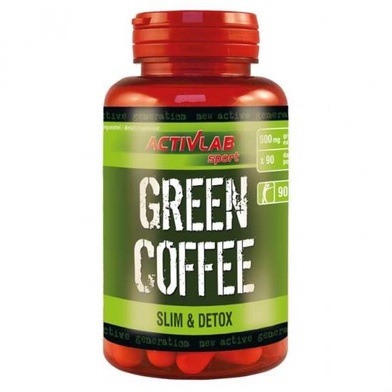 Green Coffee  90 caps - Activlab