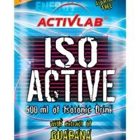 Isoactive sachet 31,5 gr Activlab / Ηλεκτρολύτης