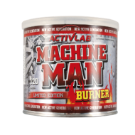 Machine Man Burner 120 κάψουλες Activlab / Λιποδιαλύτης