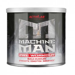 Machine Man Pre Workout 120 caps - Activlab