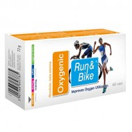 Run and Bike Oxygenic 60 caps - Activlab / Τρέξιμο - Ποδηλασία