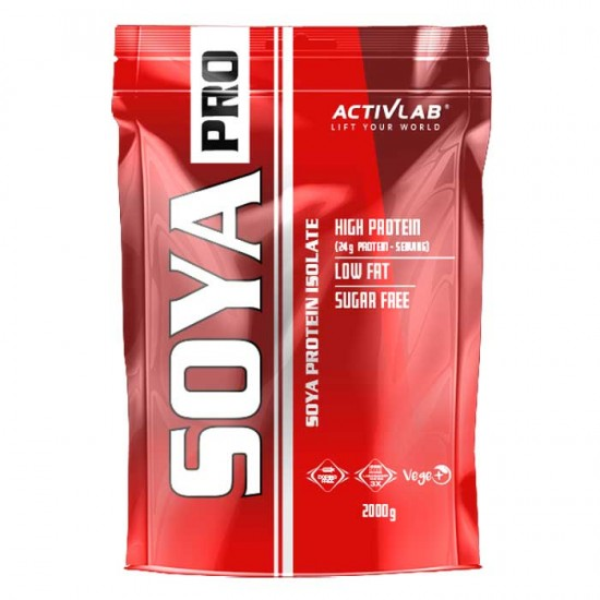 Soya Pro 2000gr - ActivLab / Πρωτεΐνη απο Σόγια