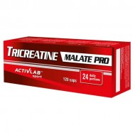 Tri Creatine Malate PRO 120 caps - Activlab