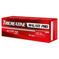 Tri Creatine Malate PRO 60 caps - Activlab