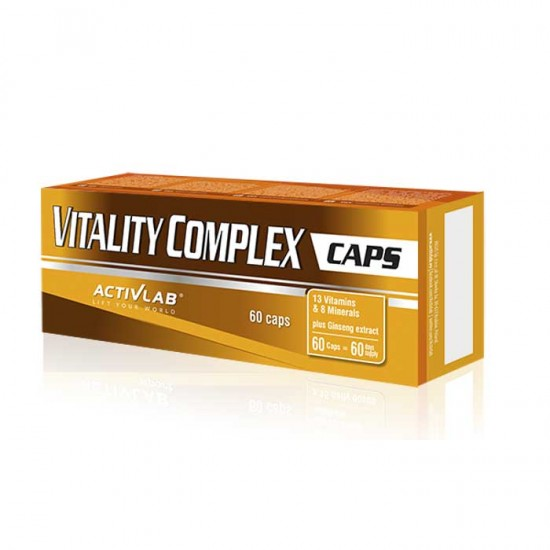 Vitality Complex 60 tabs - Activlab